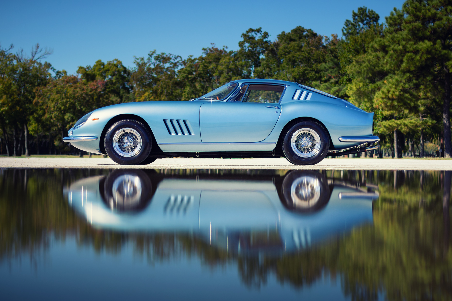Mike Maez | Mike Maez Photography | 1966 Ferrari 275 GTB Long Nose