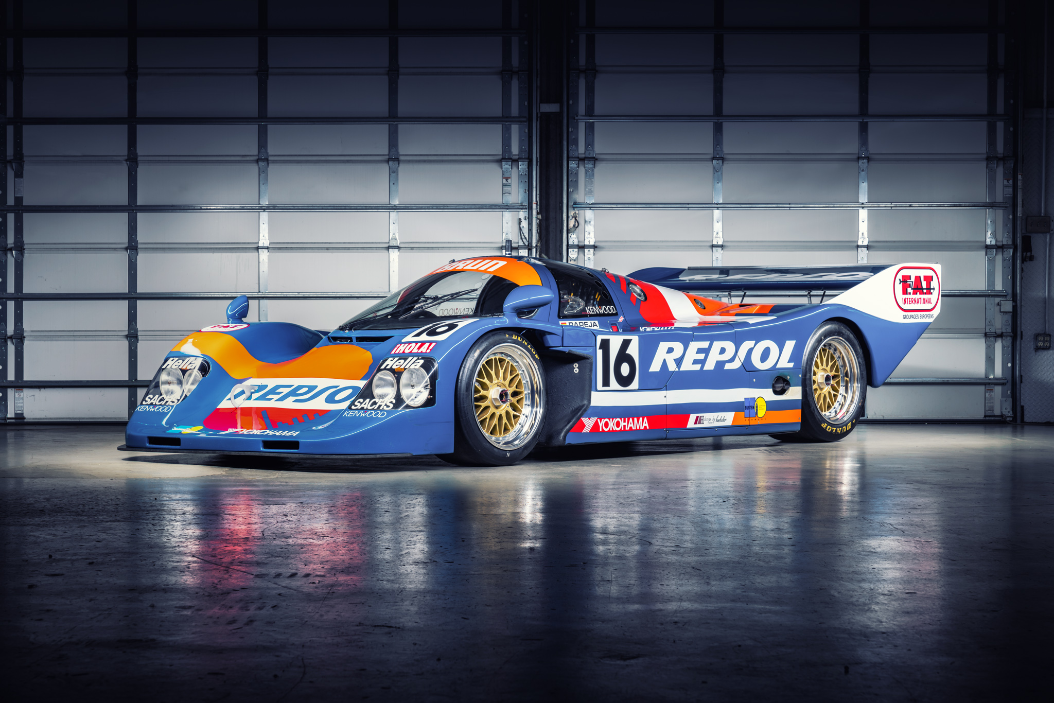 Mike Maez | Mike Maez Photography | 1990 Porsche 962 C