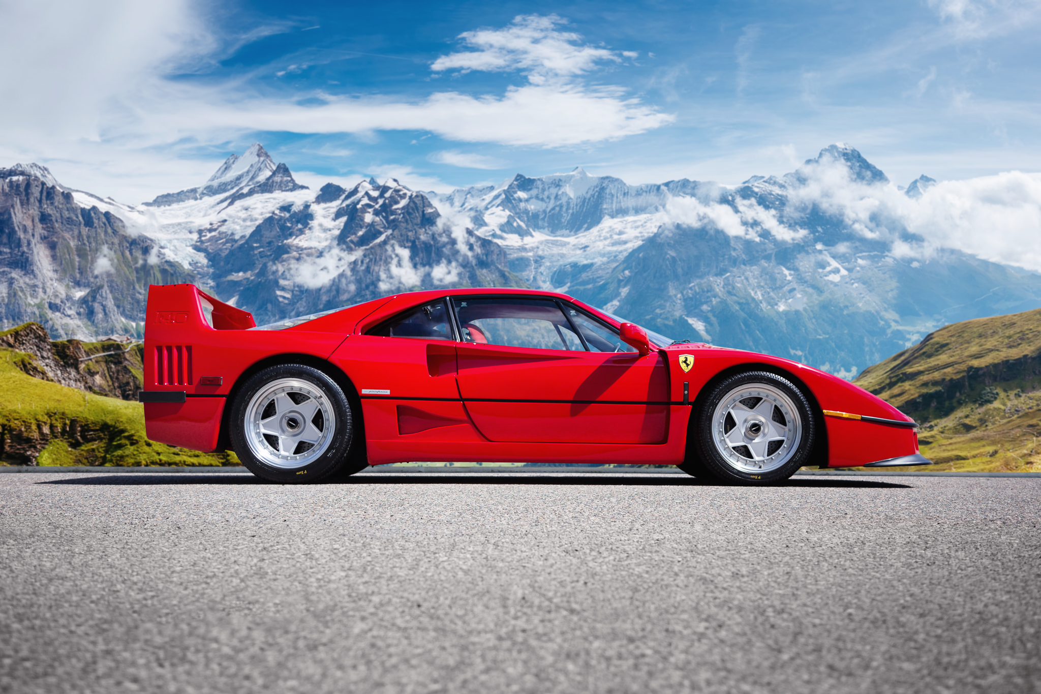 Mike Maez | Mike Maez Photography | 1992 Ferrari F40