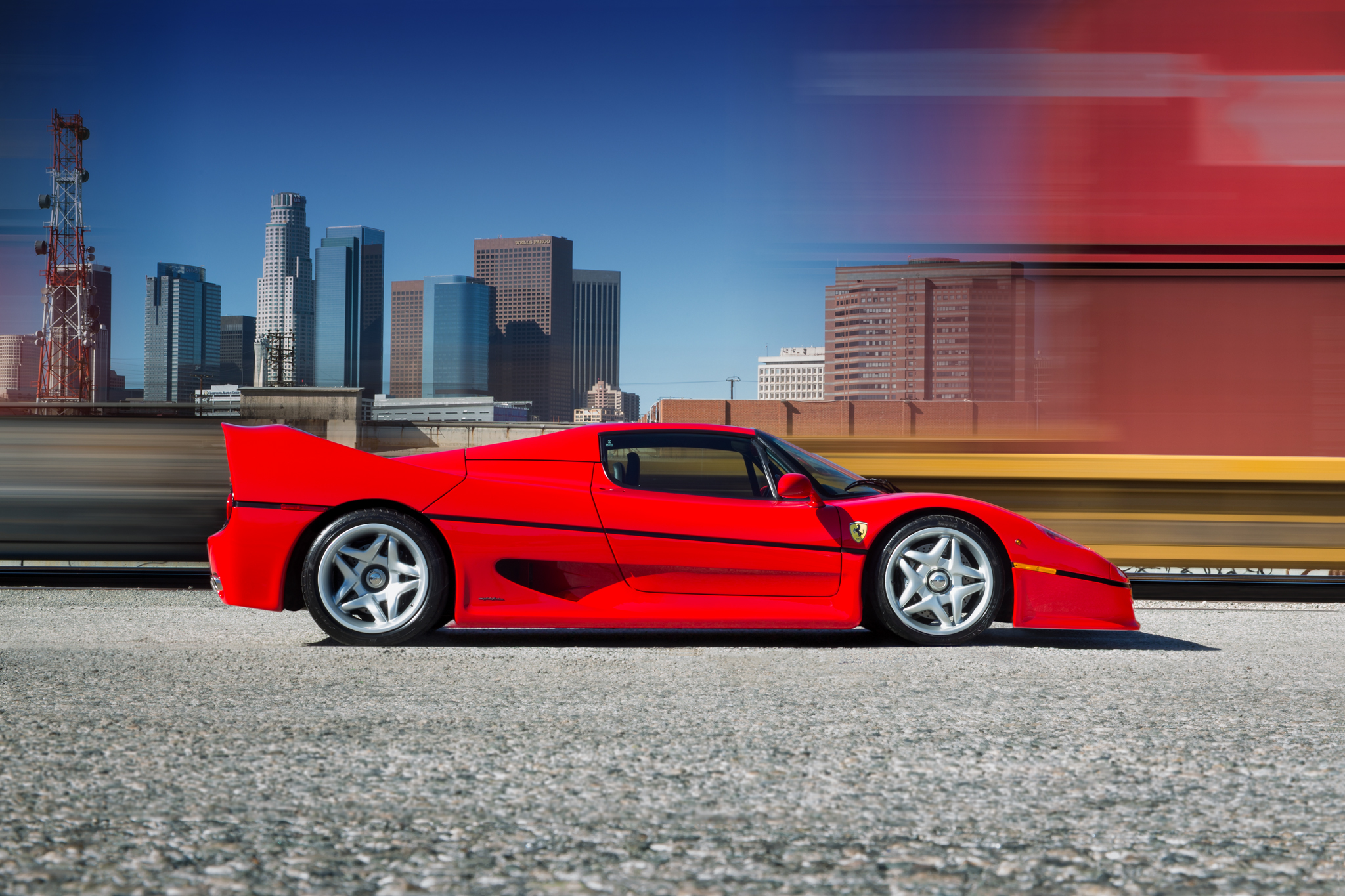 Mike Maez | Mike Maez Photography | 1995 Ferrari F50