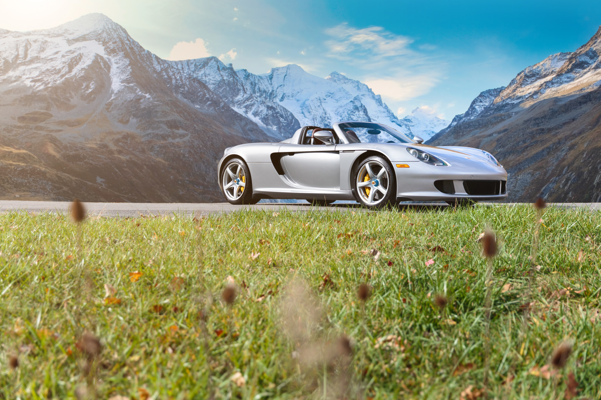 Mike Maez | Mike Maez Photography | 2004 Porsche Carrera GT