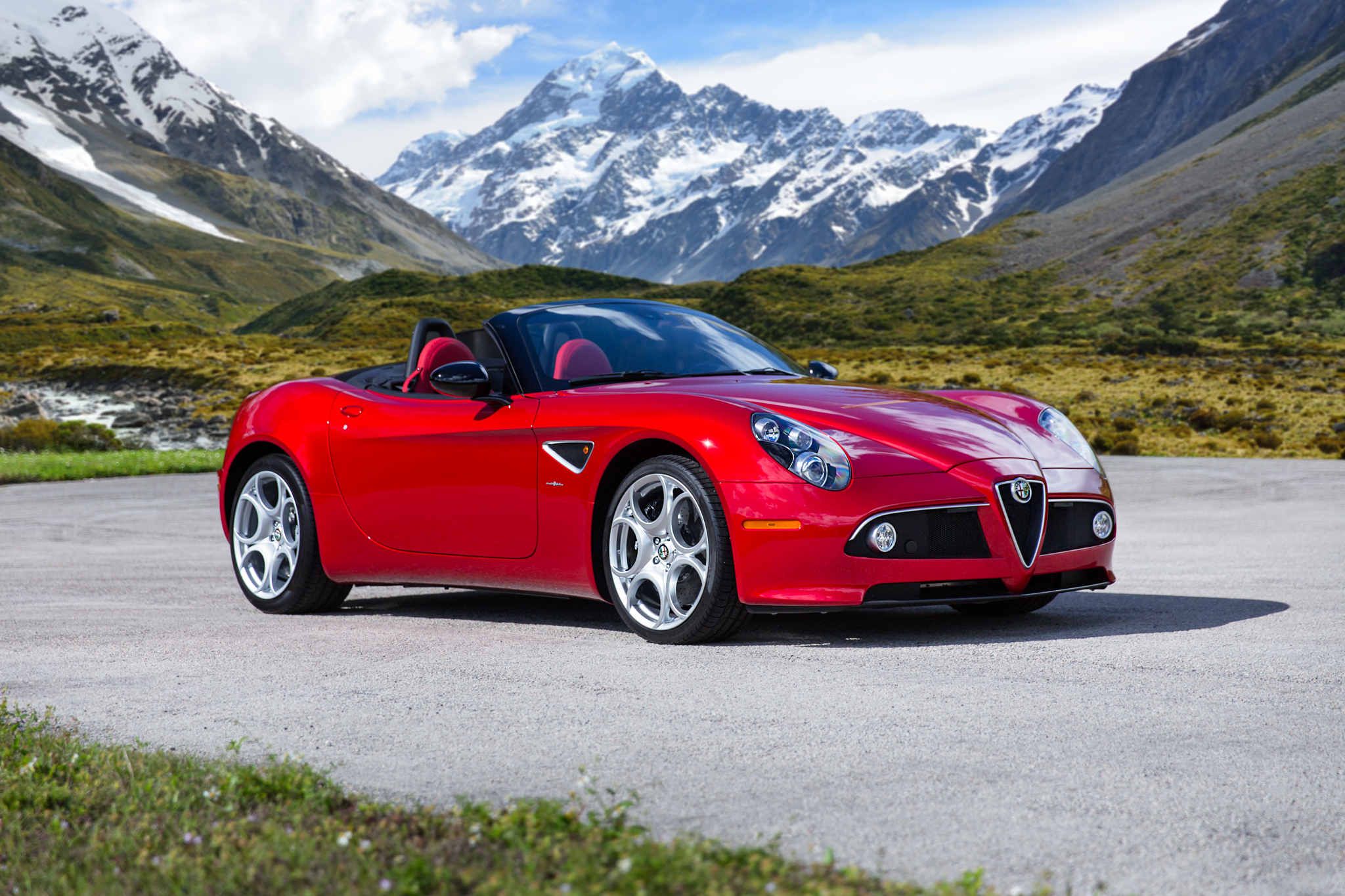 Mike Maez | Mike Maez Photography | 2009 Alfa Romeo 8C Spider