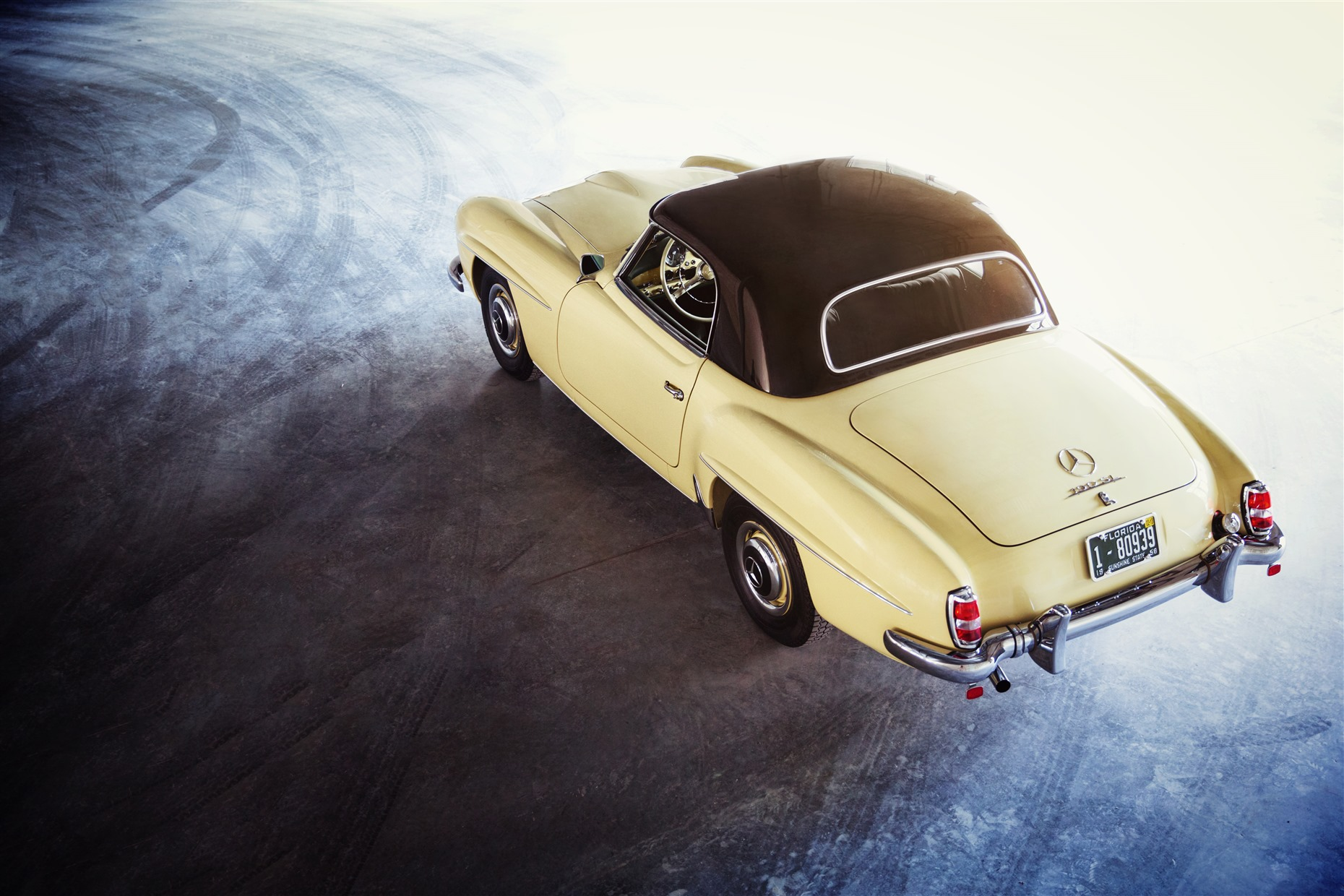 Mike Maez | Mike Maez Photography | 1963 Mercedes-Benz 190 SL