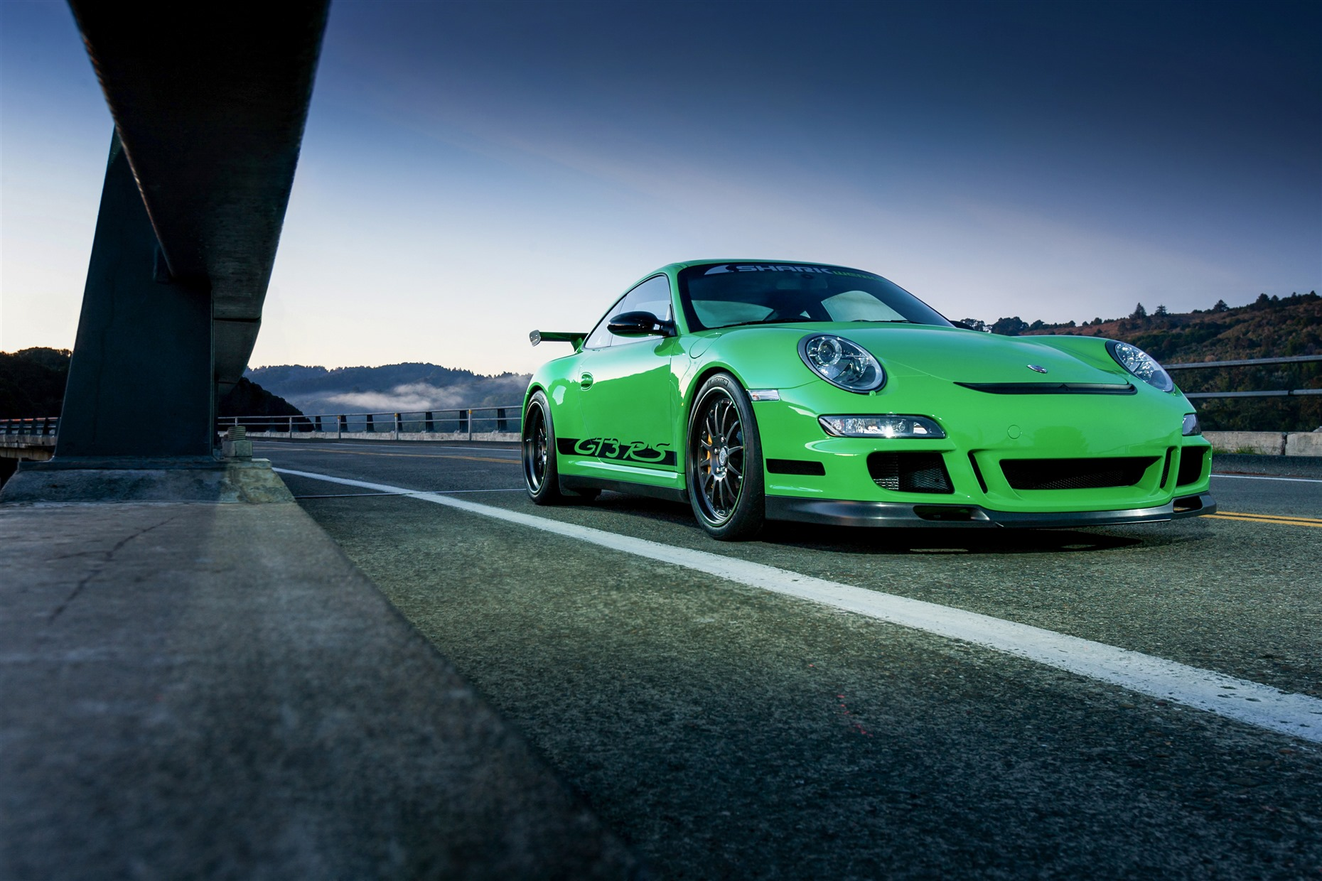 Mike Maez | Mike Maez Photography | Sharkwerks Porsche 997 GT3 RS