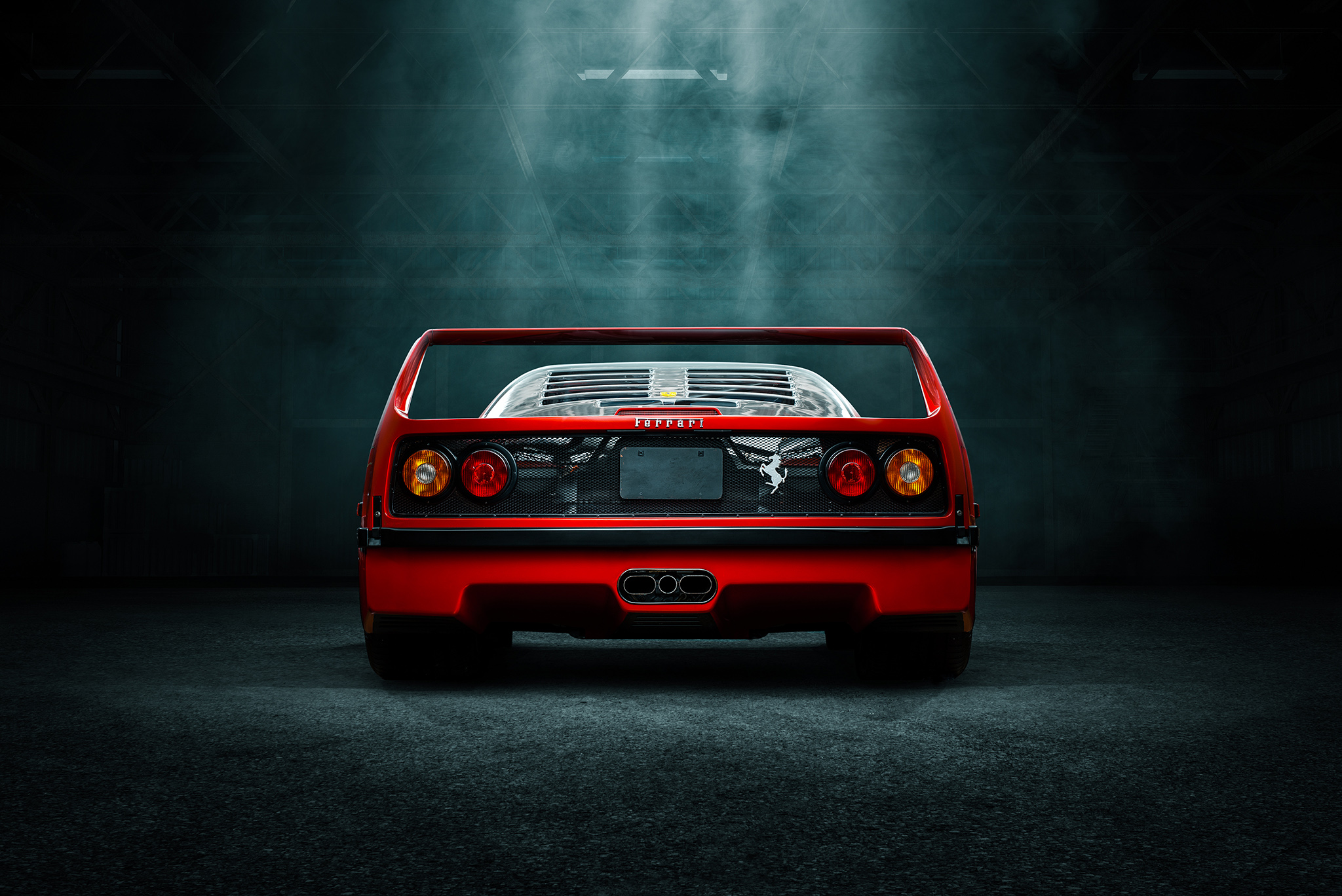 Mike Maez | Mike Maez Photography | Ferrari F40