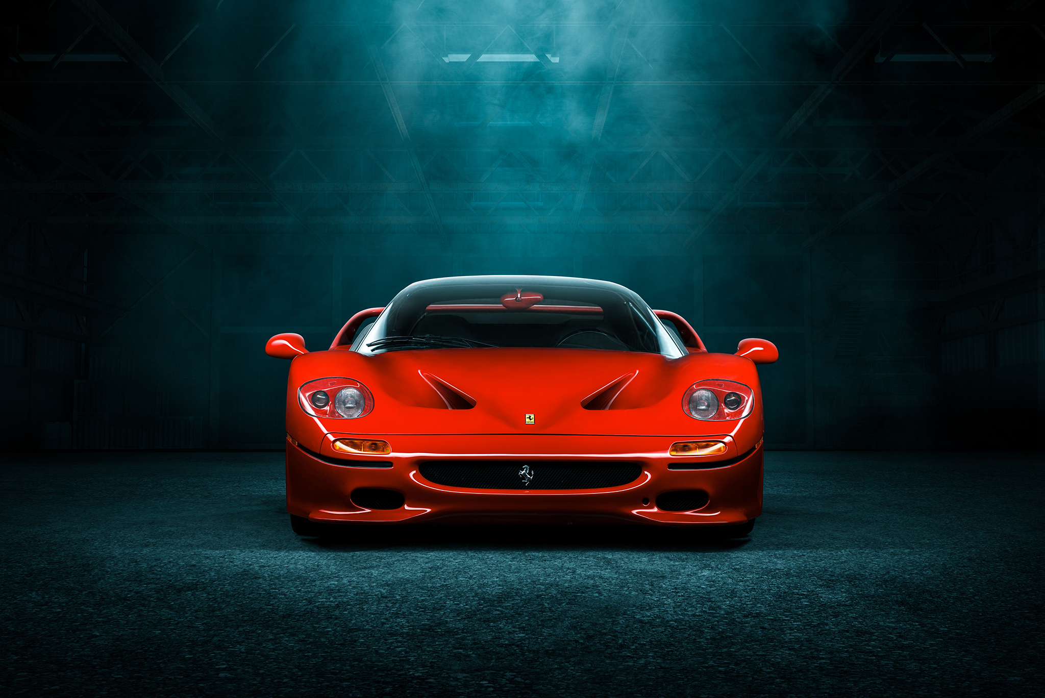 Mike Maez | Mike Maez Photography | Ferrari F50