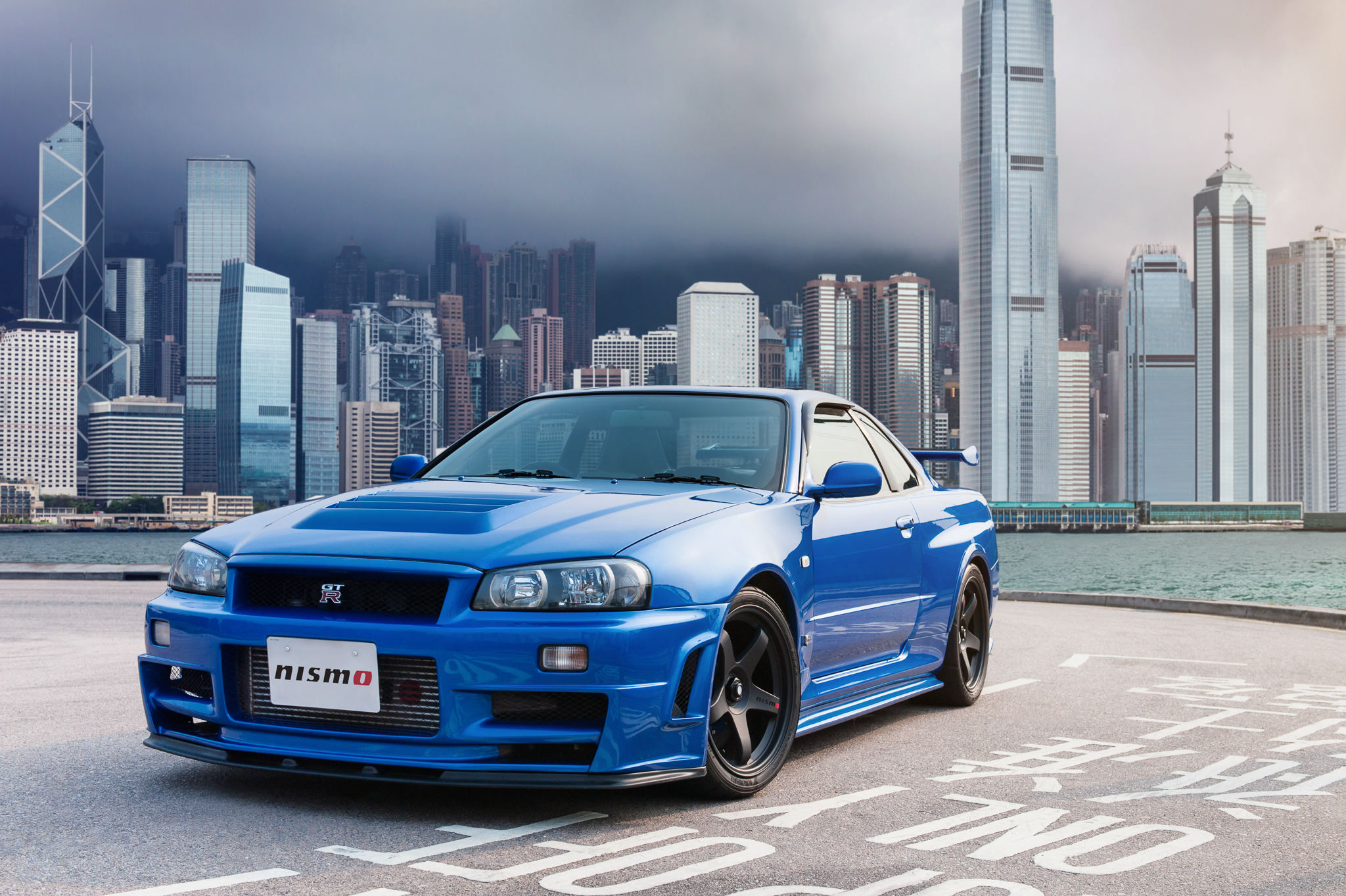 Mike Maez | Mike Maez Photography | Nissan R34 Skyline GT-R