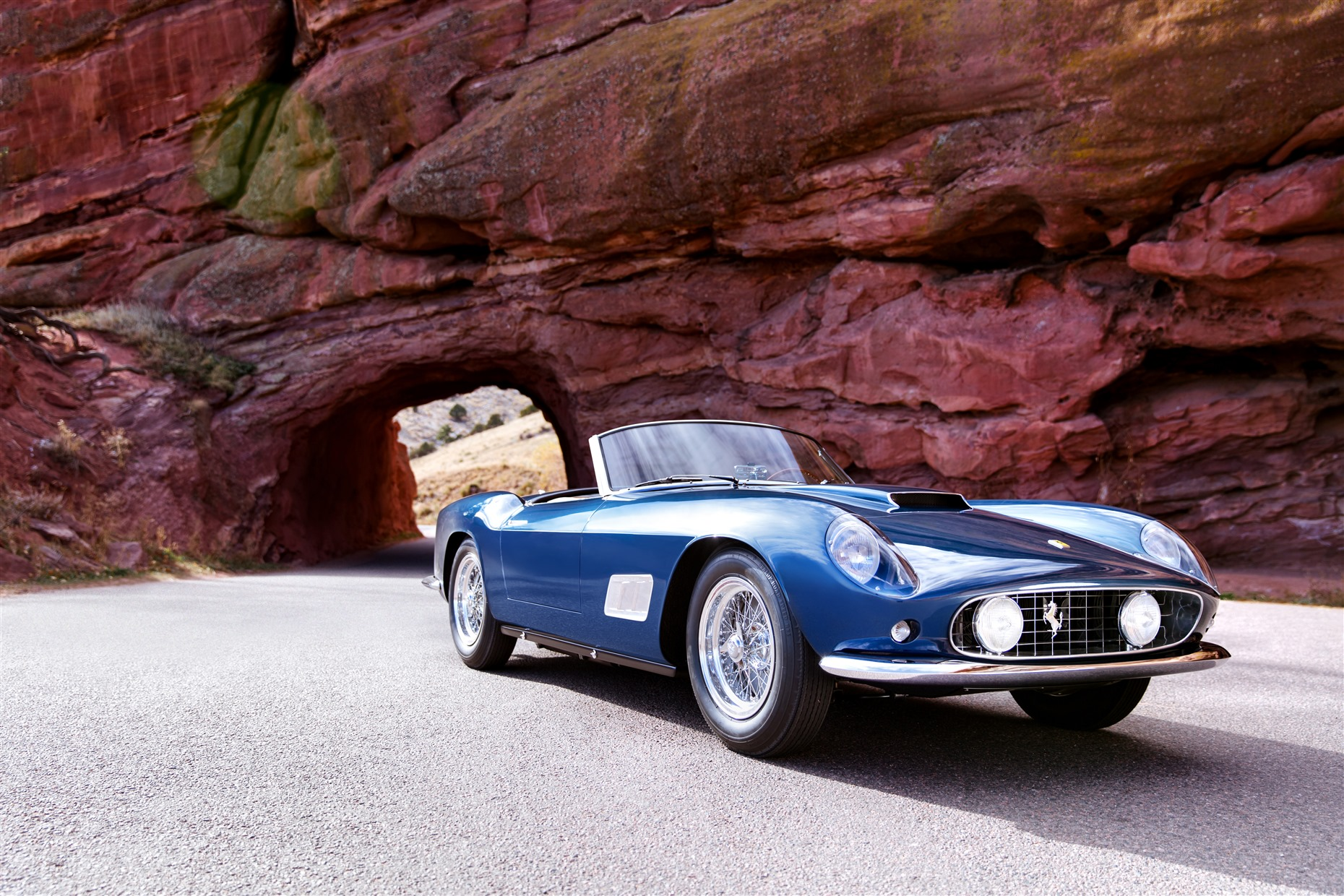 Mike Maez | Mike Maez Photography | 1958 Ferrari 250 GT LWB California Spider