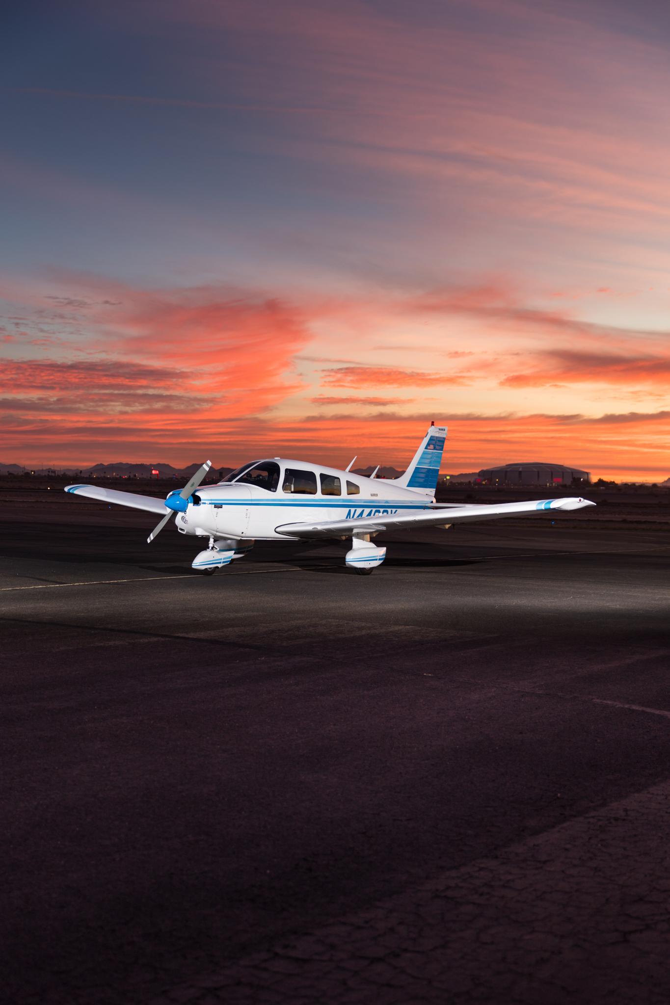 Mike Maez | Mike Maez Photography | Piper Warrior