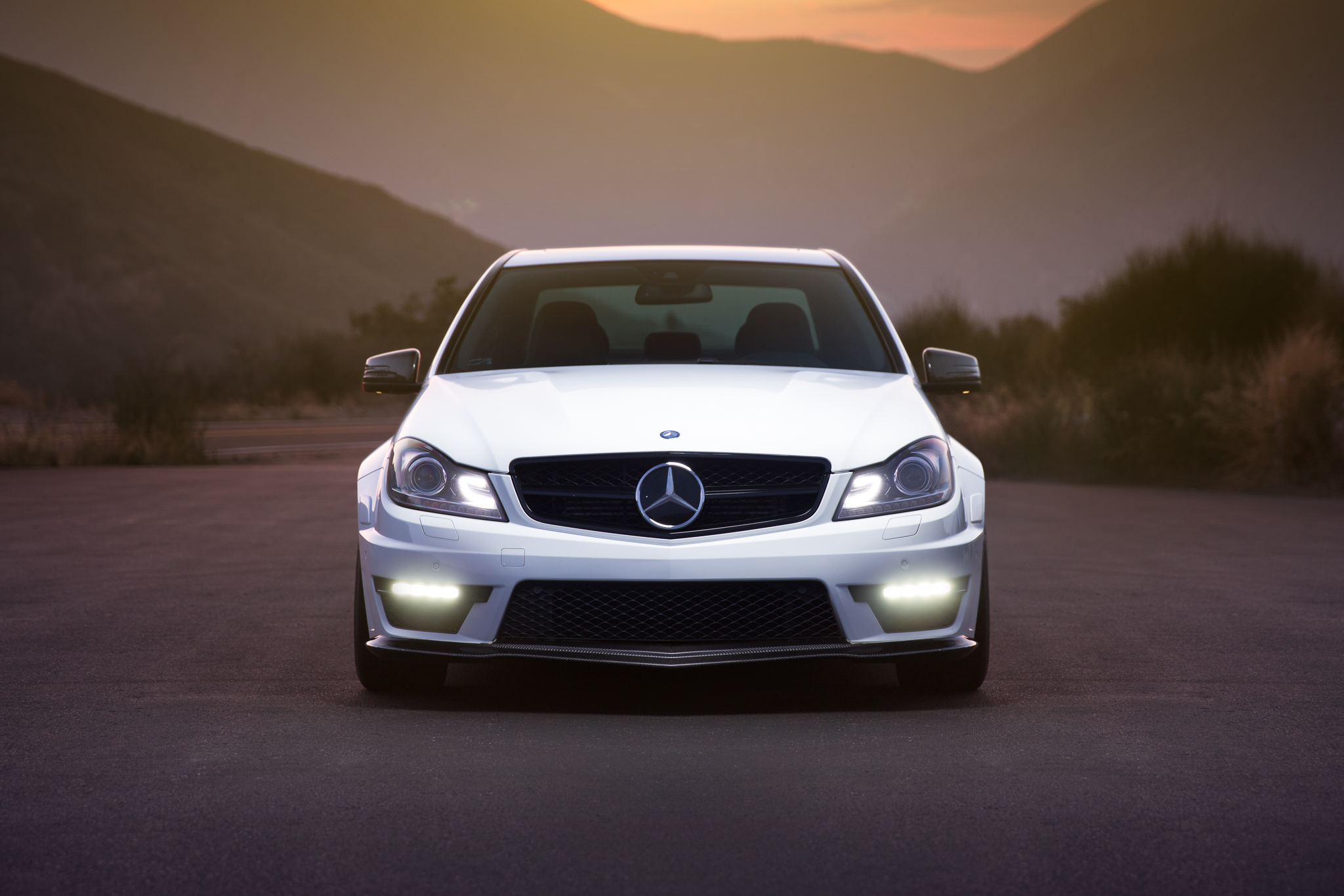 Mike Maez | Mike Maez Photography |2014 Mercedes AMG C63 Sedan