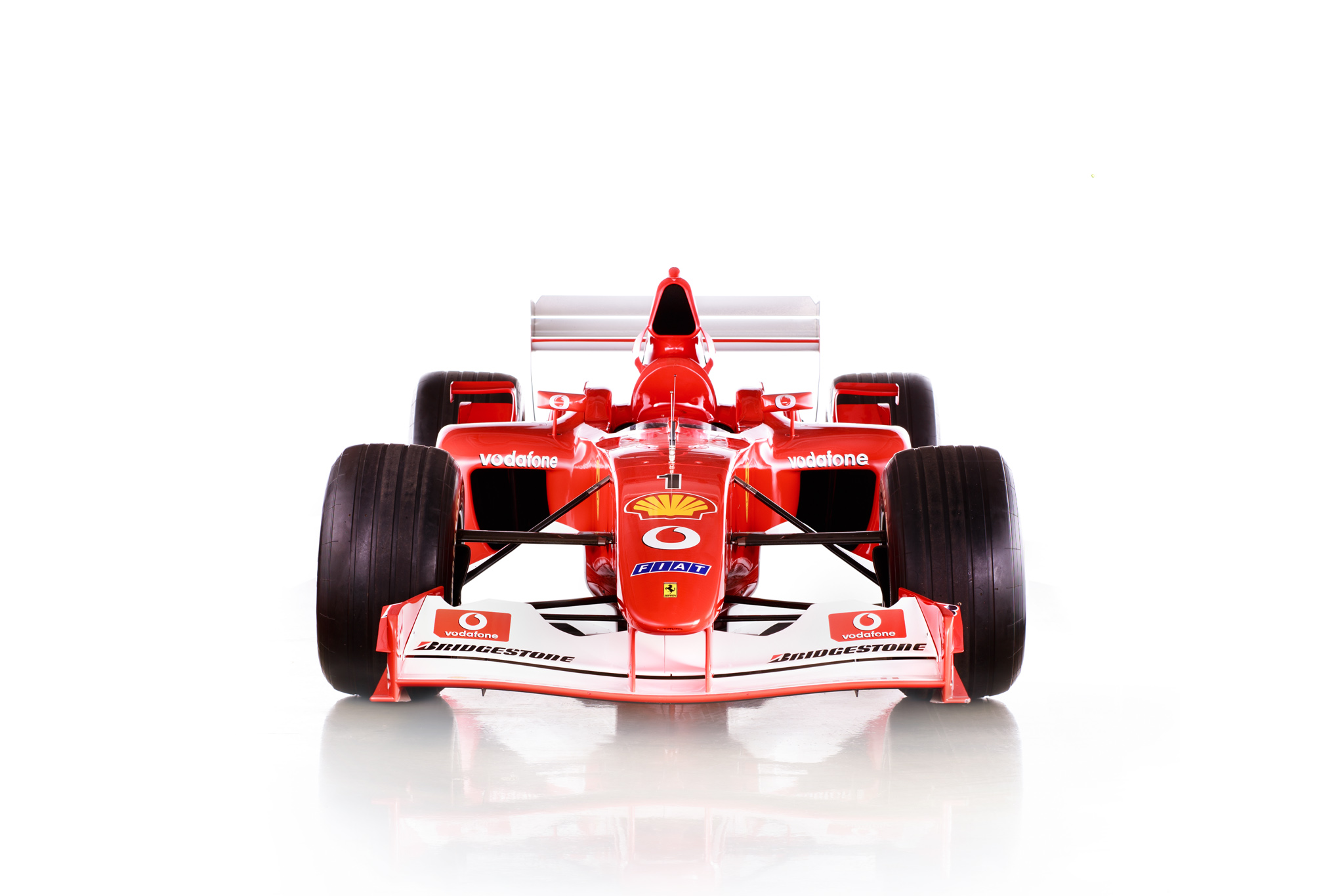 Mike Maez | Mike Maez Photography | Michael Schumacher Formula 1 Car